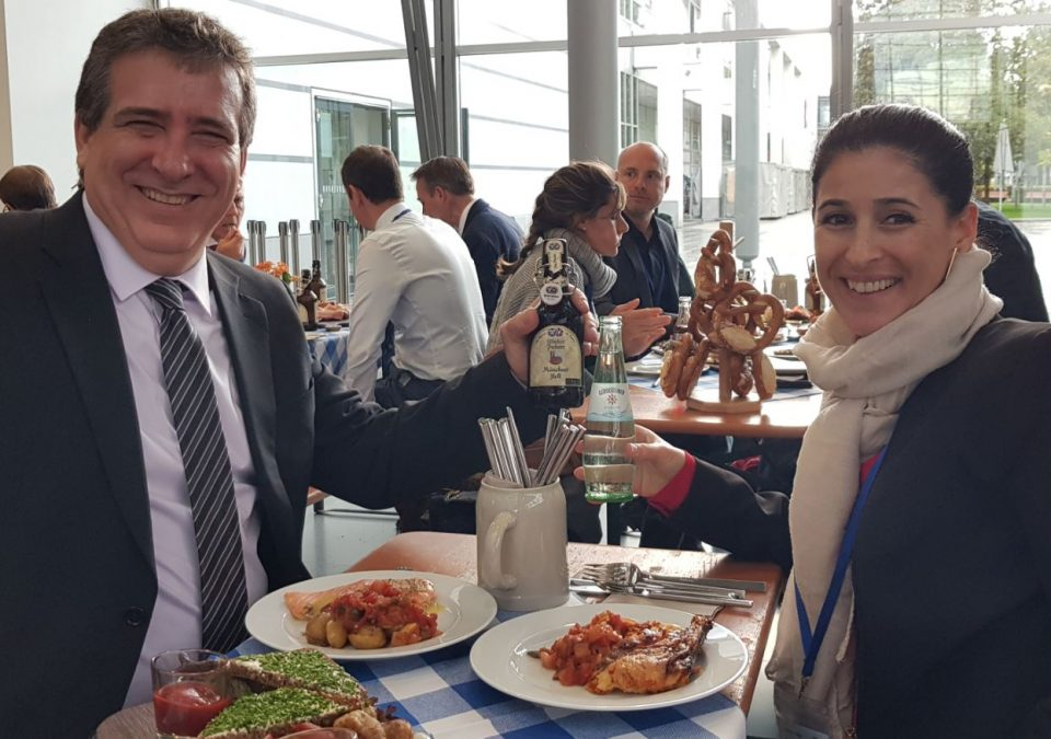 Gala Dinner at inter airport Europe 2019